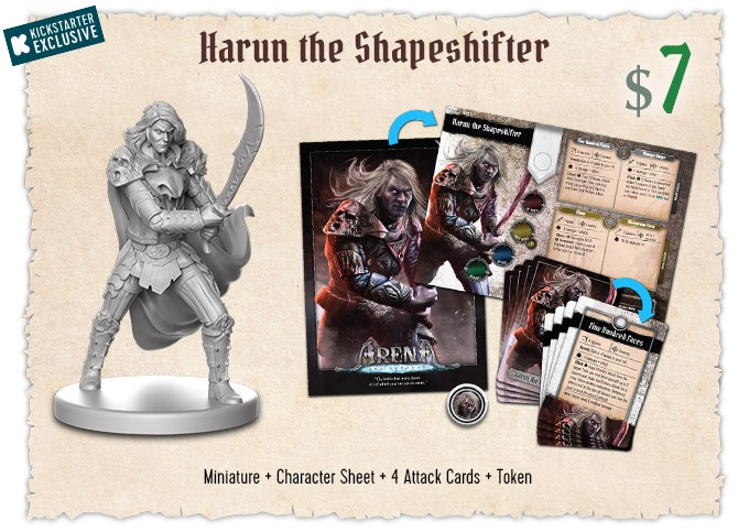 NOT INCLUDED IN THE FULL PLEDGE. Included in the Collector Pledge.