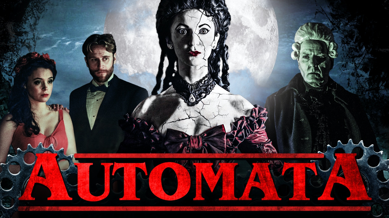 Automata (Feature Film) Gothic Lovecraft Horror by Lawrie Brewster