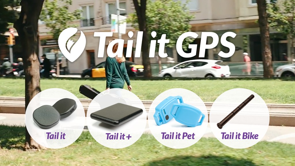 Tail it: 4 new affordable GPS trackers with global range project video thumbnail