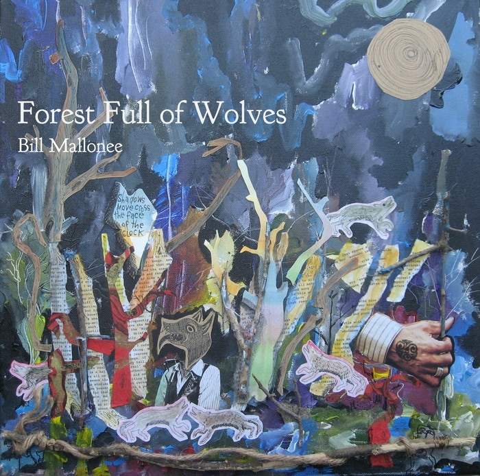 """FOREST FULL OF WOLVES~ Coming January 2018. """"A passionate, guitar & lyric driven, Americana rock record...and timely."""" ~ Bill Mallonee"""