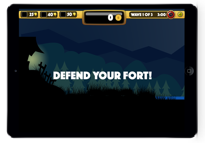 Defend Your Fort
