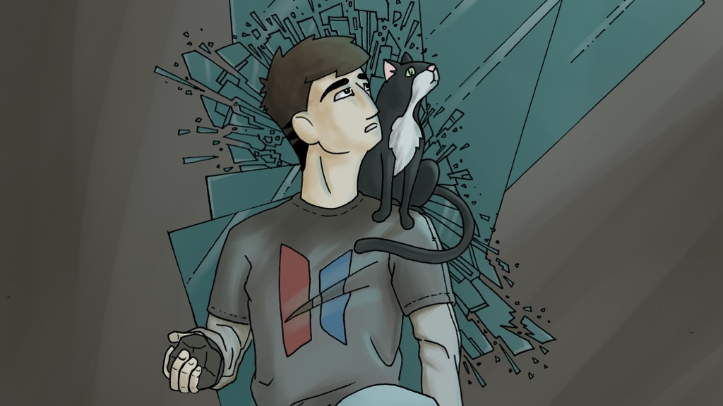Undetermined Vol. 1: Placed into Abyss - Sci-Fi Comic project video thumbnail