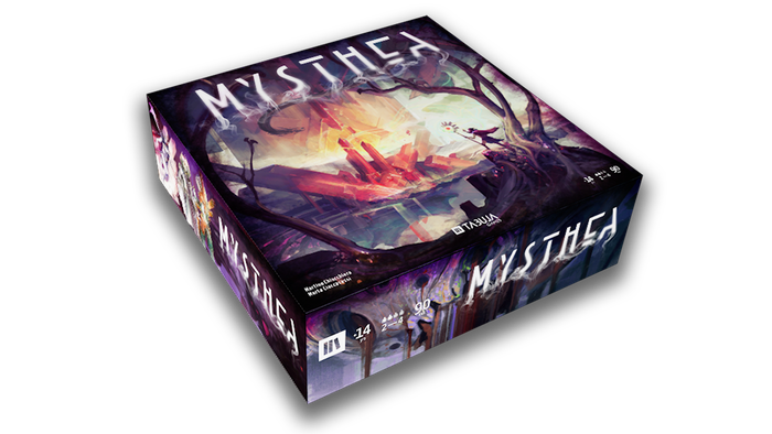 Survive harsh lands and dreadful monsters in an immersive euro strategic board game with high-detail miniatures and dreamlike artwork.