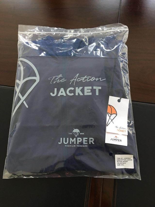 15cd877c9 The Action Jacket by JUMPER Threads — Kickstarter