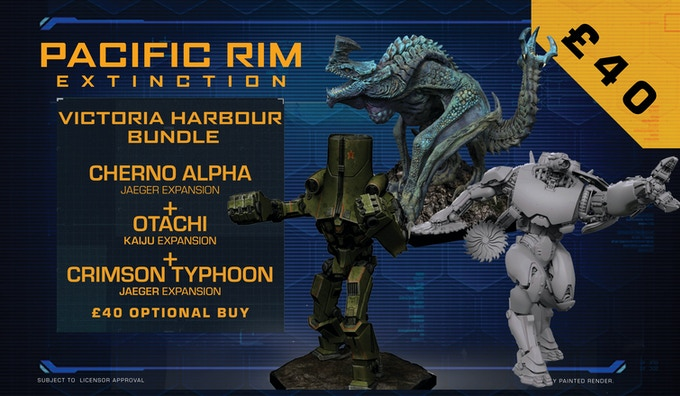 Cherno Alpha, Crimson Typhoon, and Otachi feature in this bundle. 3 Expansions for the price of 2!