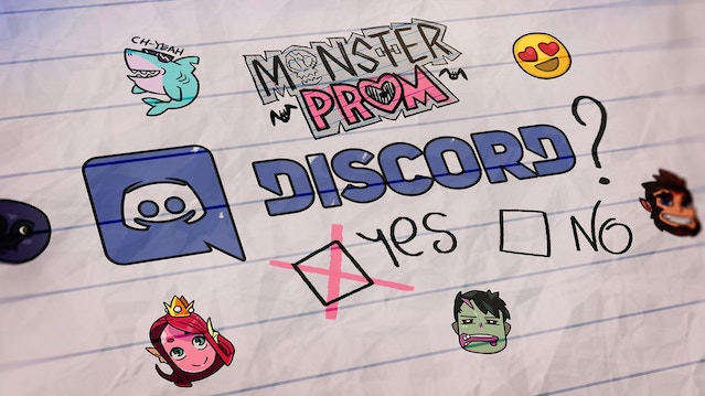 Monster Prom [a crazy twist on dating sims!] by Beautiful Glitch
