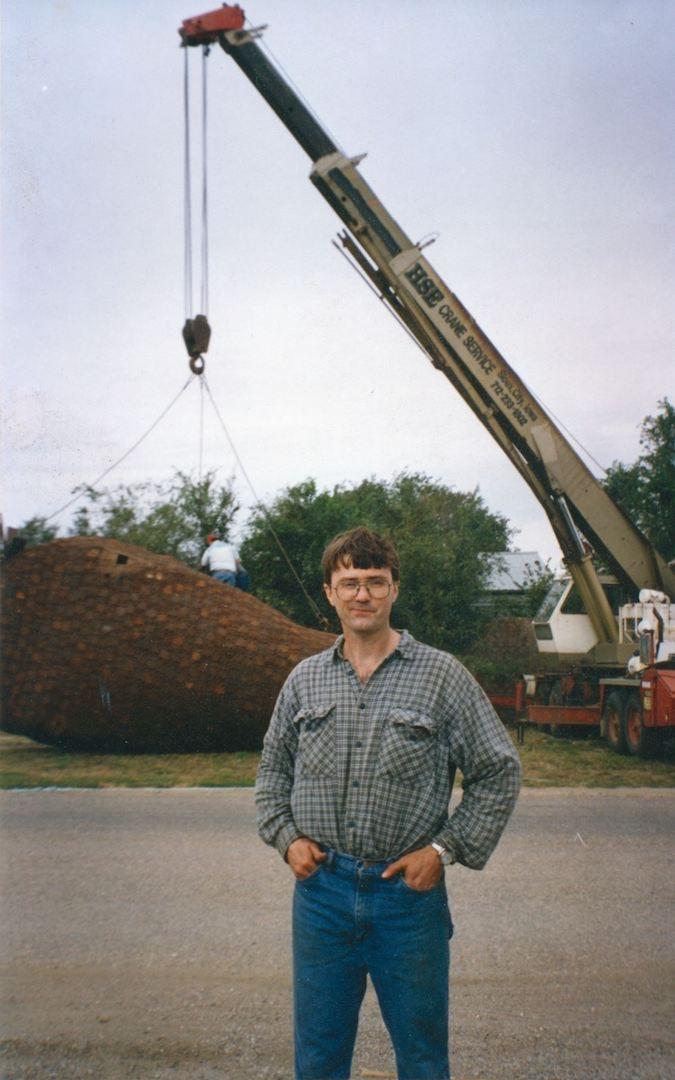 Wayne moving the Bull's Head 18 years ago