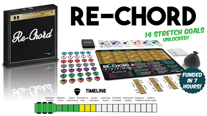 Re-Chord by Marshall Britt — Kickstarter