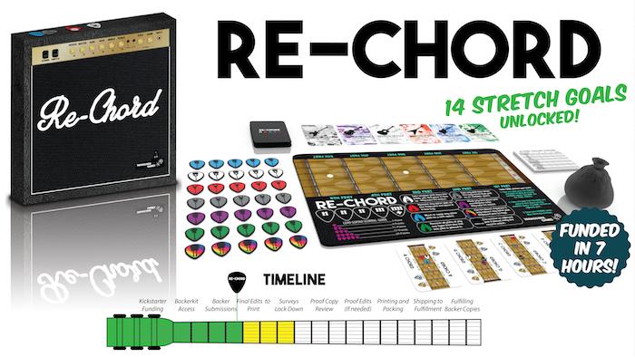Re-Chord by Marshall Britt » Updates — Kickstarter