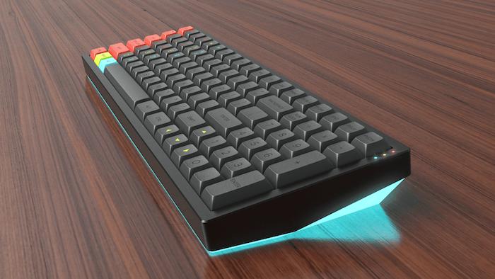 Kira Mechanical Keyboard by Input Club » Update #1 - A