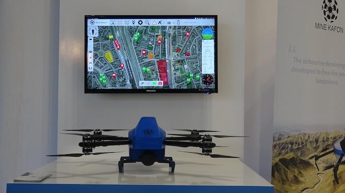 Mine Kafon Drone by Massoud Hassani » New Update - Final rewards