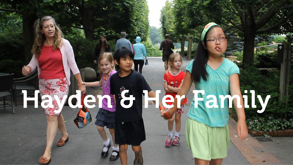 HAYDEN & HER FAMILY (working title) Production Fund project video thumbnail