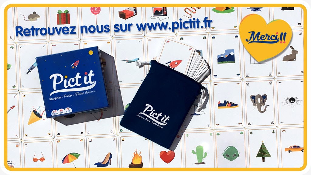 Imaginez Pictez Faites deviner / Imagine it Guess it Pict it project video thumbnail