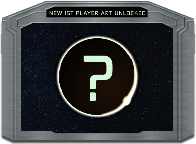 Click here to VOTE for the First Player Marker Art!