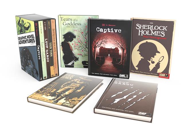 Graphic Novel Adventures By Aj Porfirio Kickstarter