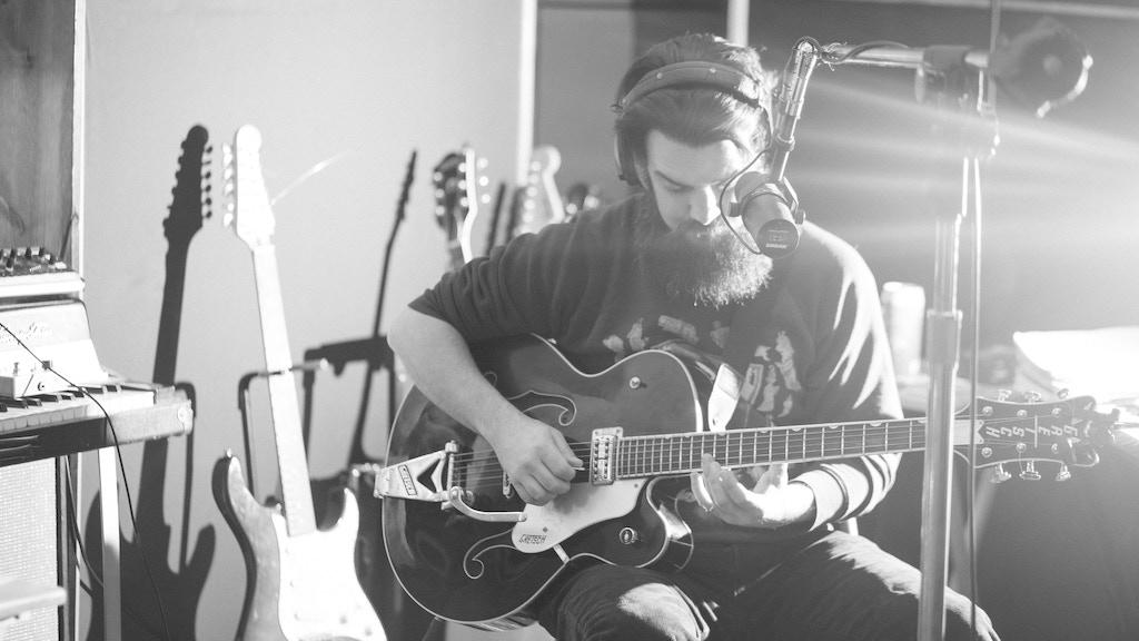 """Seth Bernard's new album """"Eggtones 4 Directions"""" project video thumbnail"""