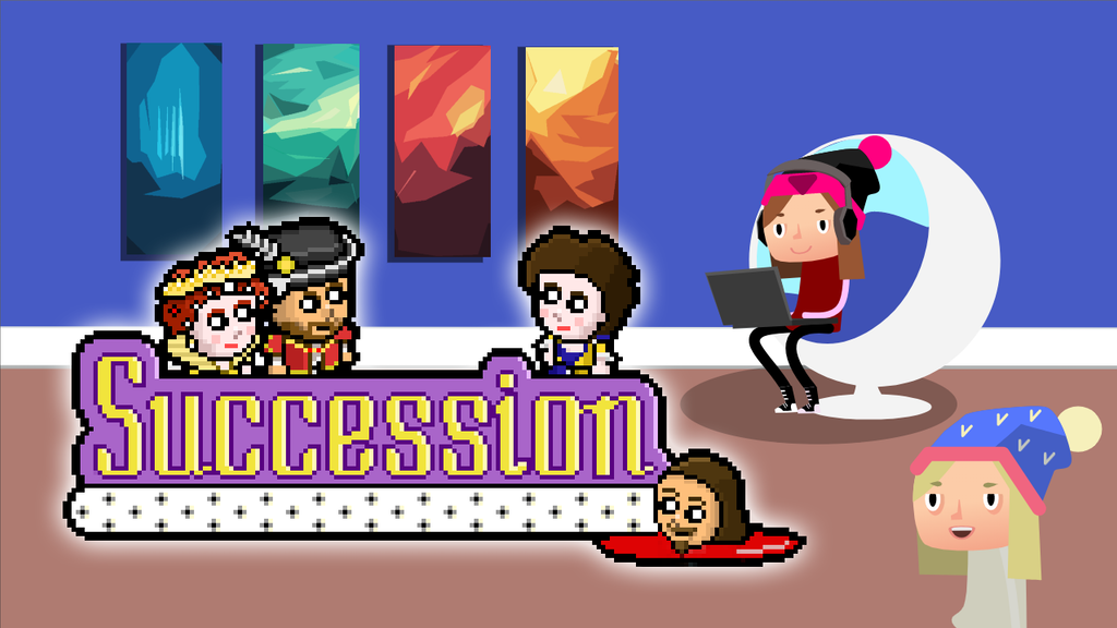 """""""Succession"""" Mobile Game project video thumbnail"""