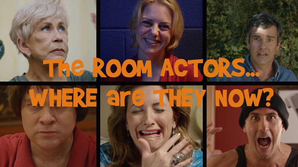 The Room Actors: Where Are They Now? Episodes 5-10 project video thumbnail