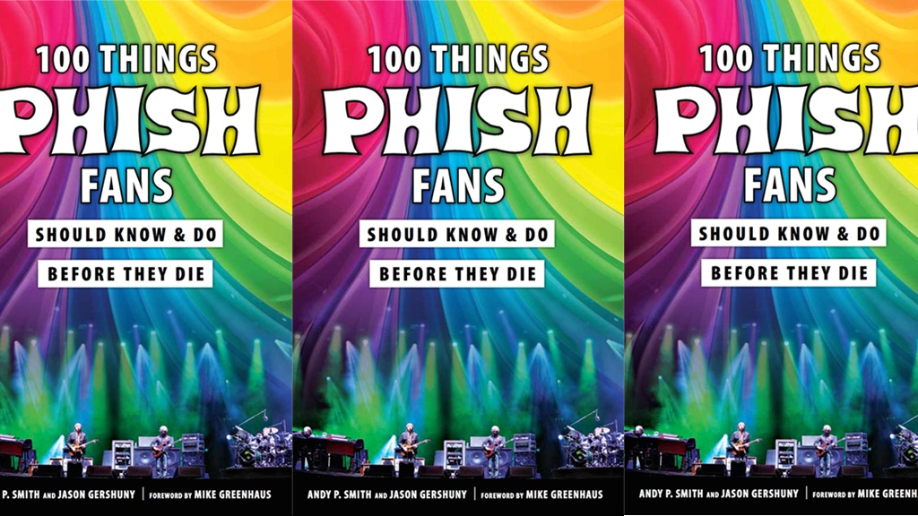 100 Things Phish: Book Tour, Events, Exclusive Content project video thumbnail