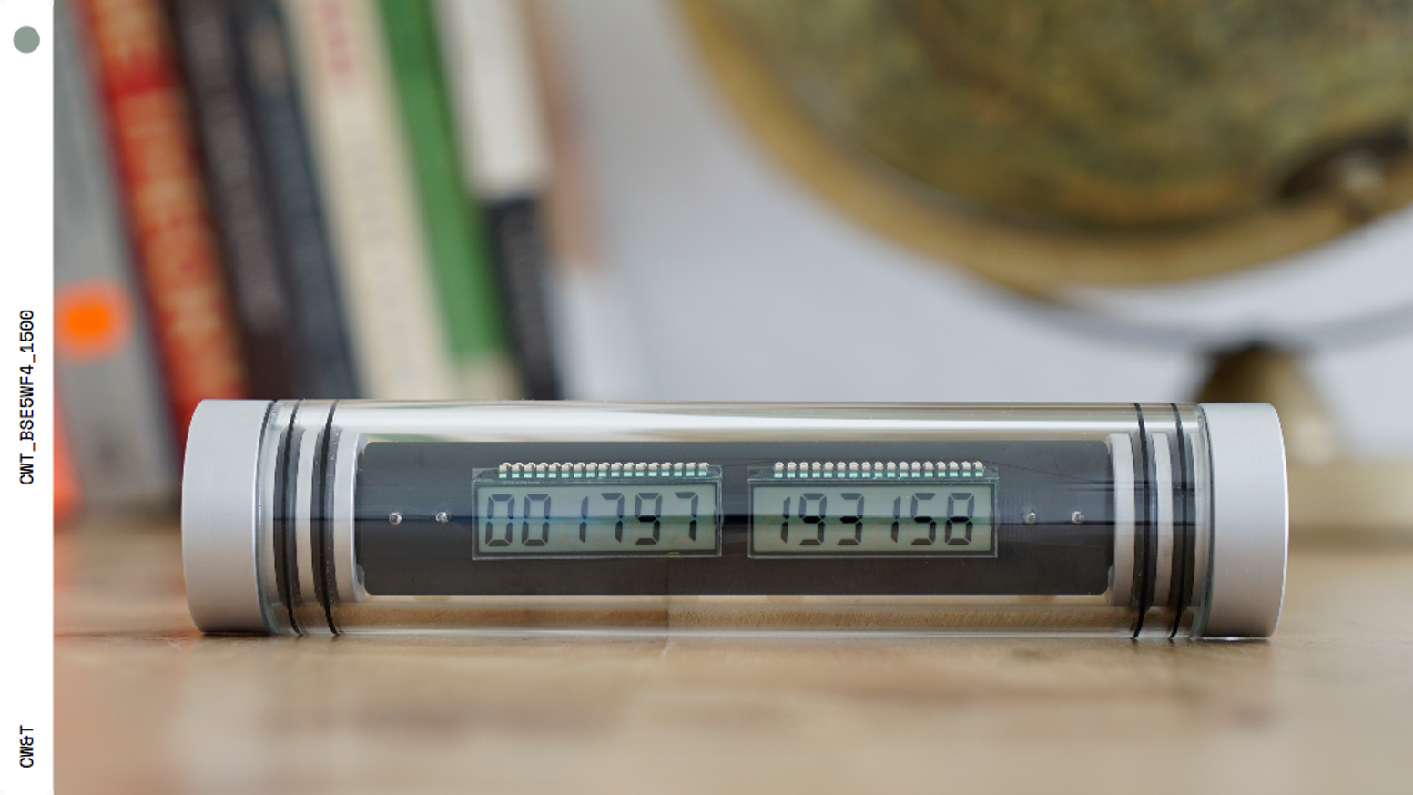 Start a new epoch with a single use forever launch clock. Make time your own.