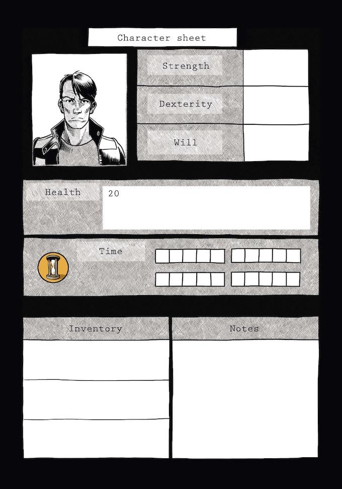 Graphic Novel Adventures by A J  Porfirio — Kickstarter