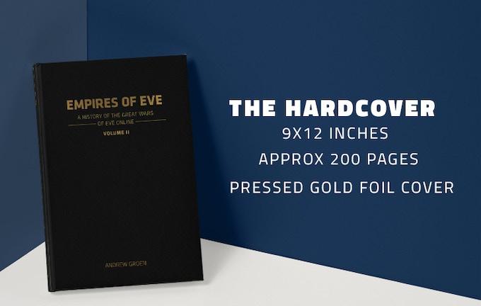 Empires of eve volume ii by andrew groen kickstarter editions fandeluxe Gallery