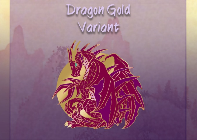 Dragon Gold Variant