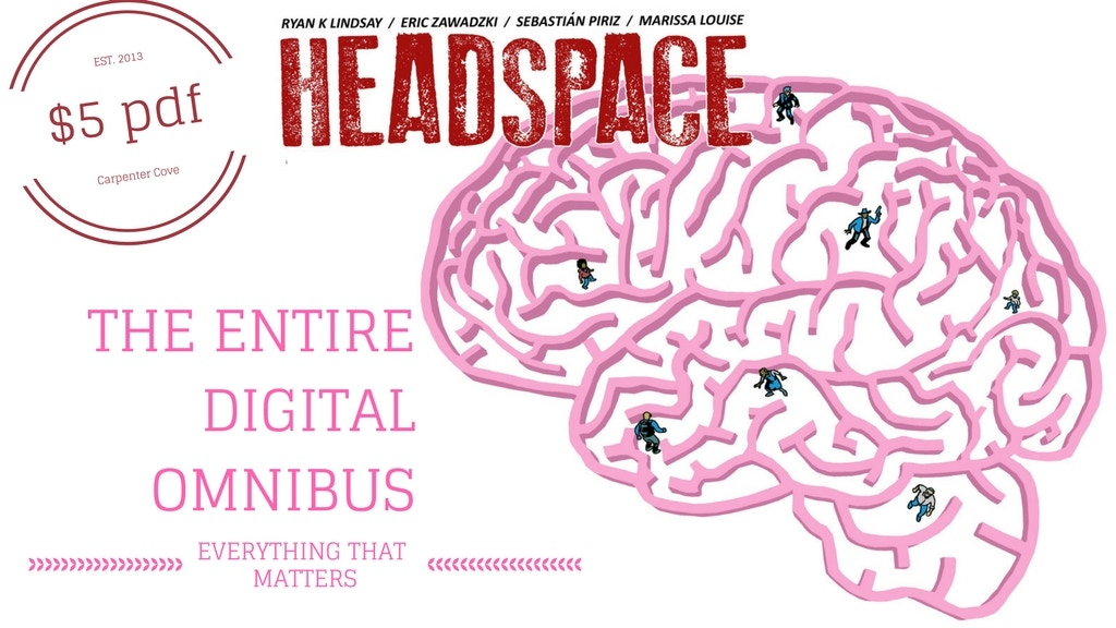 HEADSPACE - Brand New Digital Omnibus of the Miniseries project video thumbnail