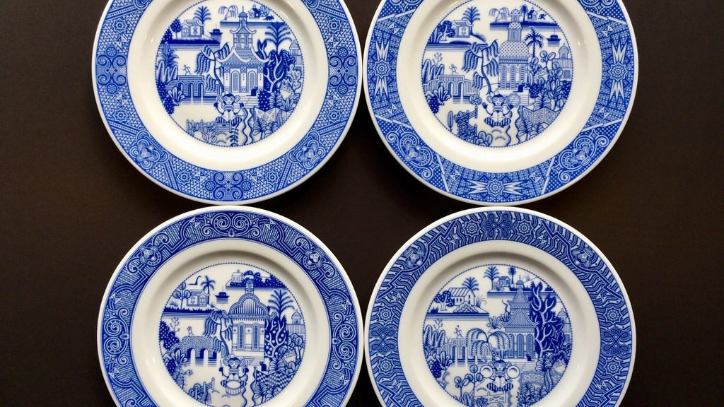 Dubious Musicians: Funny, Little Calamityware Plates project video thumbnail