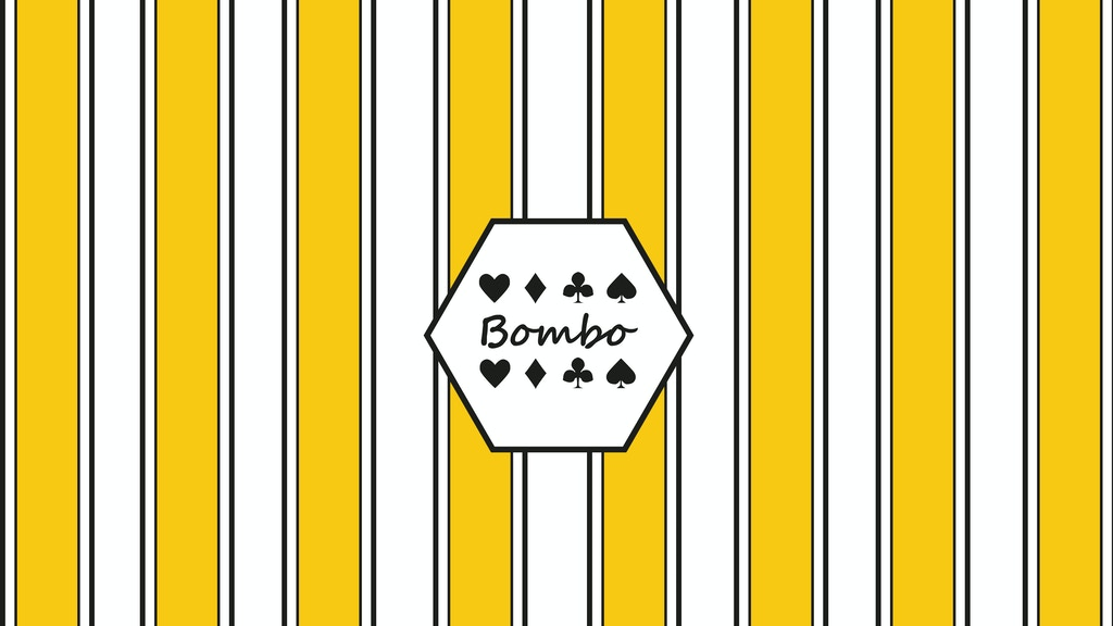 Project image for Bombo - Playing Cards
