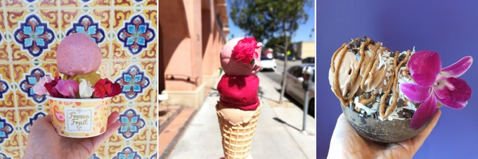Our scoop truck will be serving a new scoop version of our frozen treats.
