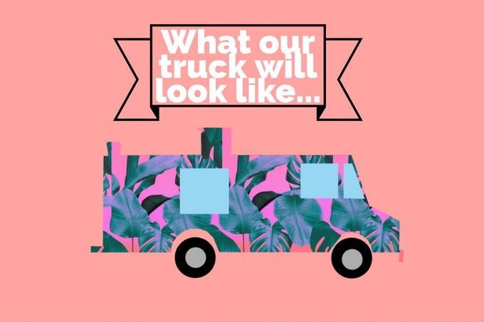 Our design for the truck. What do you think?