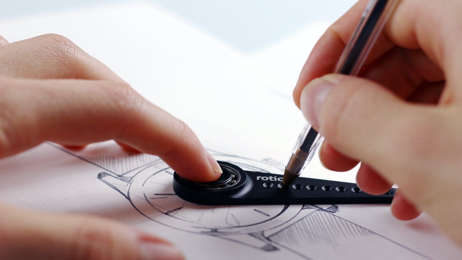 Rotio Compass The Most Intuitive Design Tool By Rotio Kickstarter