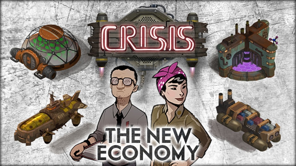 CRISIS: The New Economy project video thumbnail