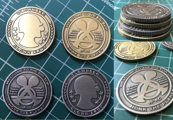 Last Kickstarter Coins