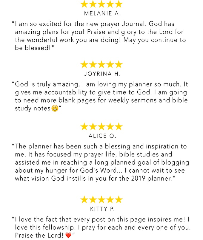 The Daily Prayer Journal: Your Six Month Prayer Journey by