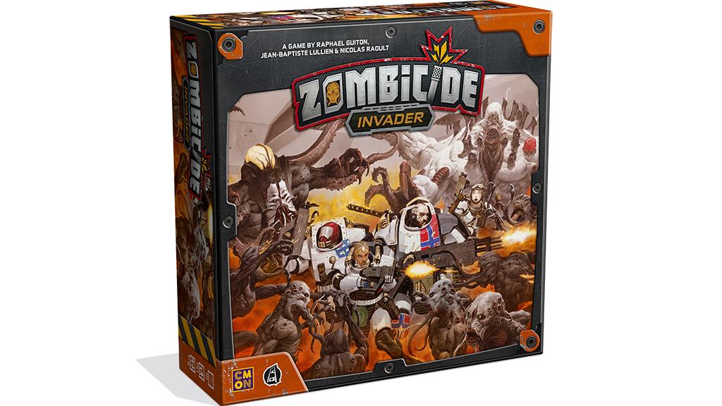 Zombicide: Invader miniatura de video del proyecto