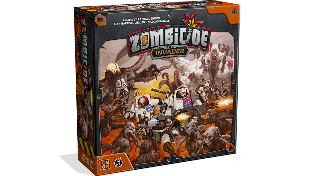 Zombicide: Invader project video thumbnail