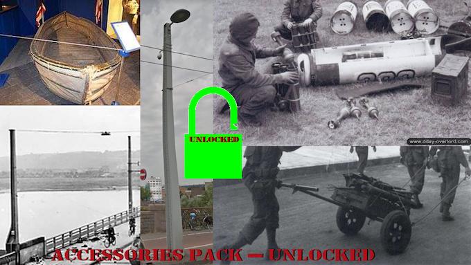 Accessories Pack - Unlocked