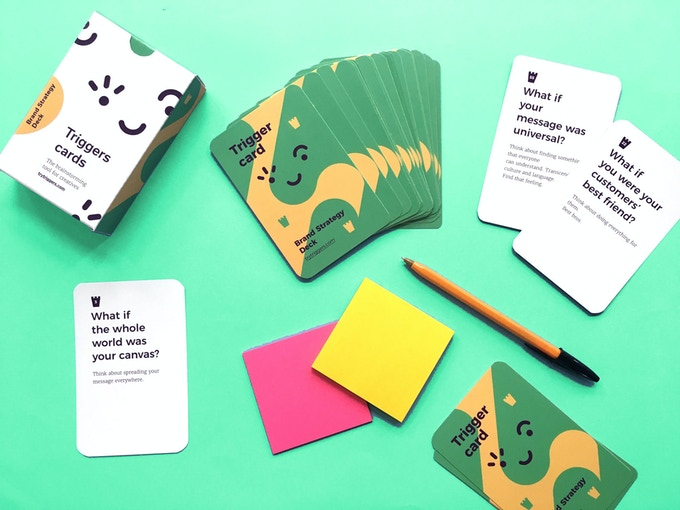 The Brand Strategy Deck