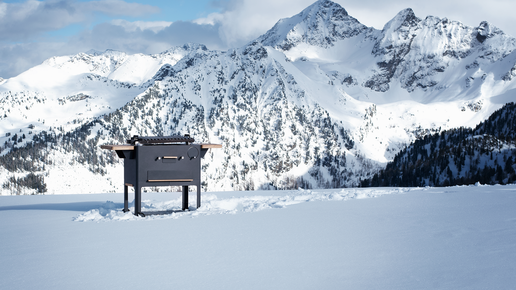 vaustil primero - the world's smartest grill