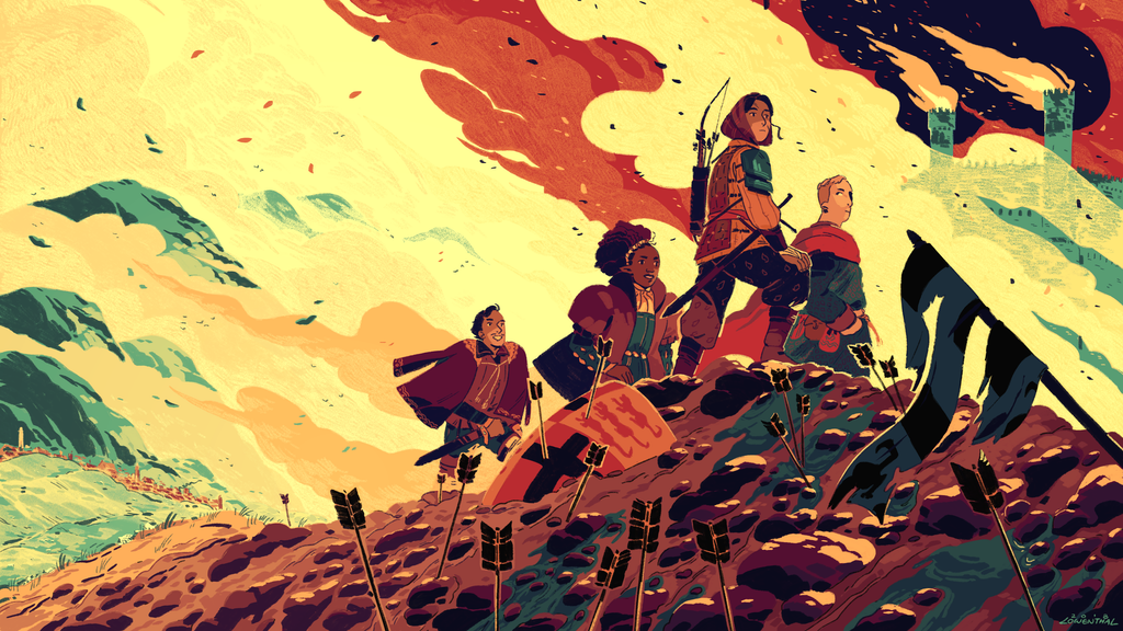 quest the roleplaying adventure game for everyone by the adventure