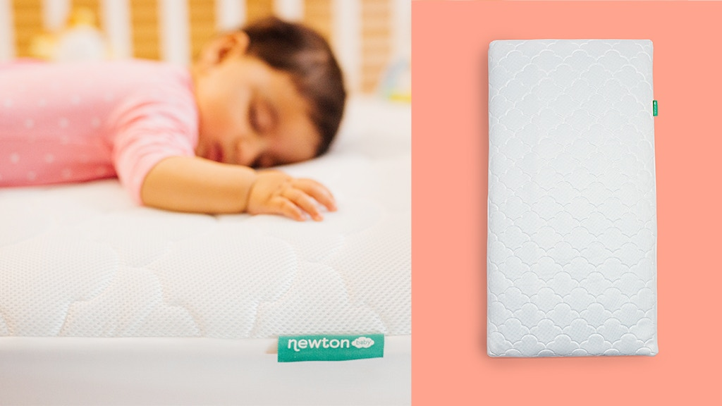 The Crib Mattress Pad, Reinvented by Newton Baby project video thumbnail