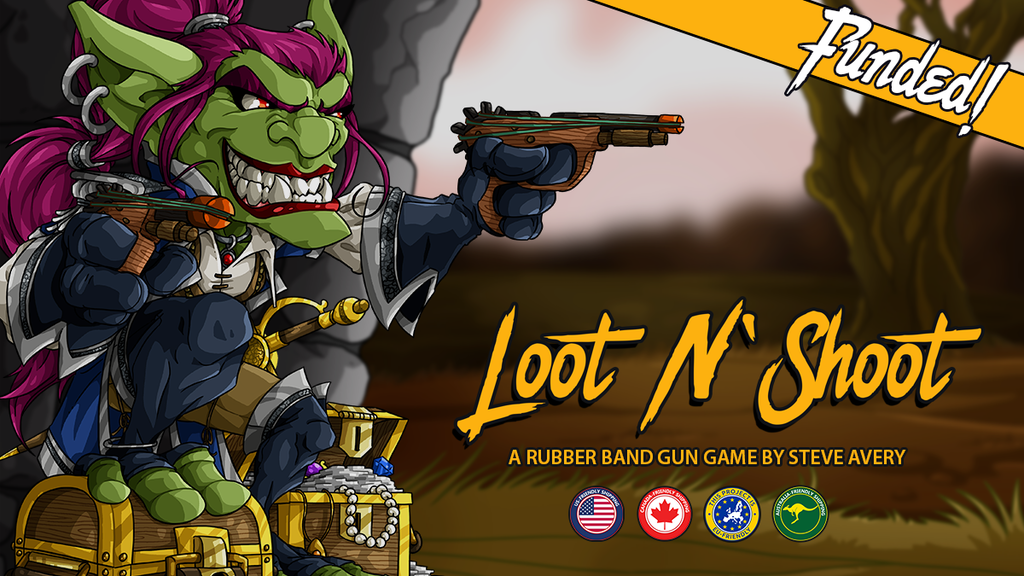 Loot N Shoot Reloaded project video thumbnail