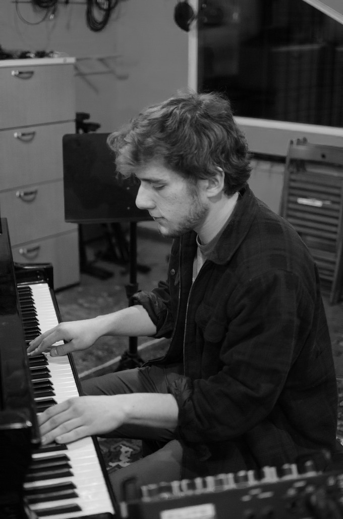 Brendan King - Piano