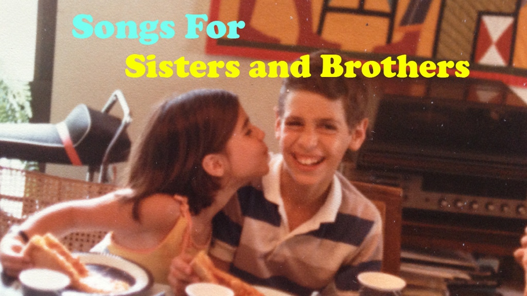 Songs for Sisters and Brothers project video thumbnail