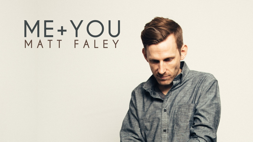 ME + YOU / Brand New EP about life, love, and the in between project video thumbnail