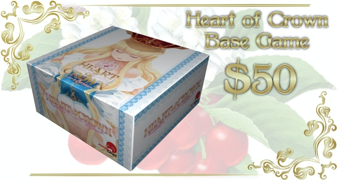 Comes with a Promo Pack of 6 Alternate Art Princess Cards and 1 Outskirts Card