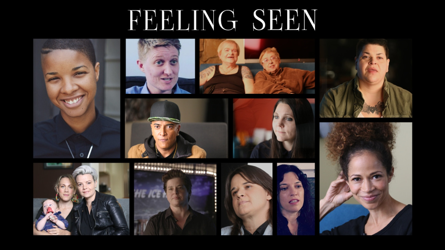 FEELING SEEN, a feature length documentary by Beth Ryne » LIVE CHAT ...