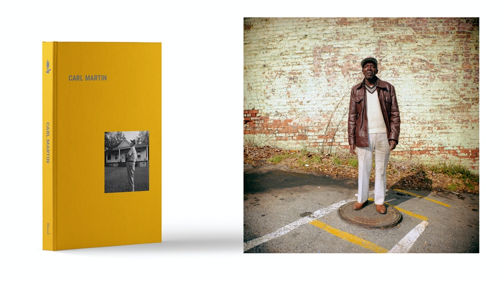 Carl Martin: The Book project video thumbnail